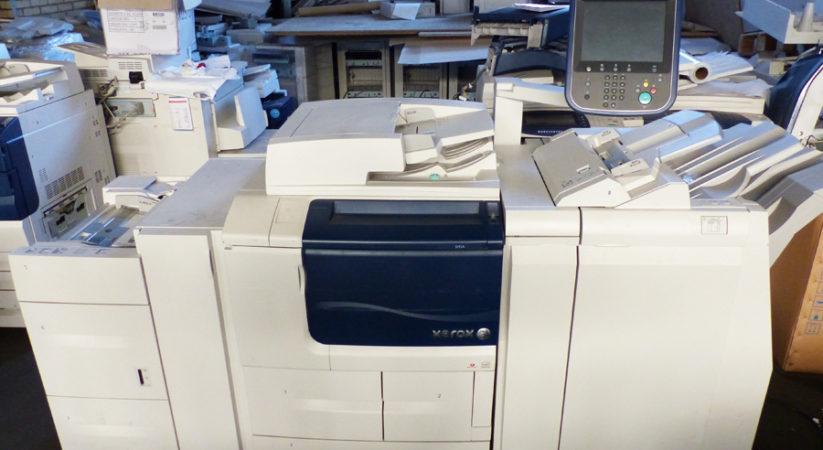 ▷ Xerox D95A Kopierer Drucker Gebraucht