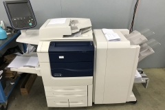 Xerox 550 Colour