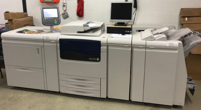 Xerox 770 Digital Color press gebraucht