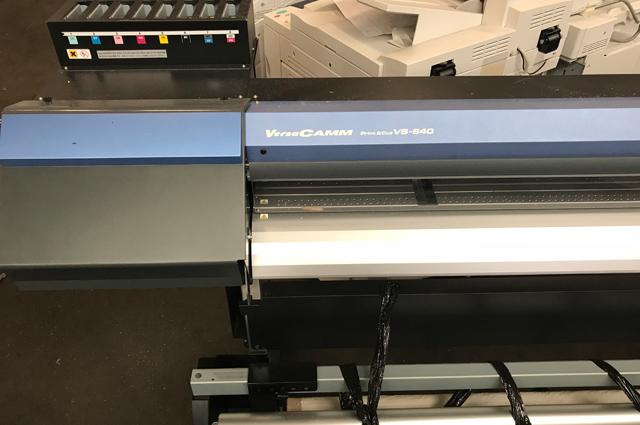 ▷ Roland VersaCamm VS-640 gebraucht