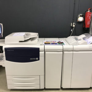 ▷ Xerox 700 Digital Colour Press Gebraucht
