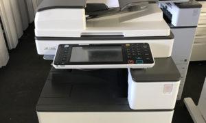 ▷ Ricoh MP C3003 Kopierer Gebraucht